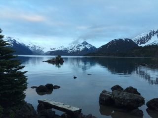 Lago Harrison
