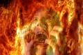 Le spaventose urla delle anime dannate